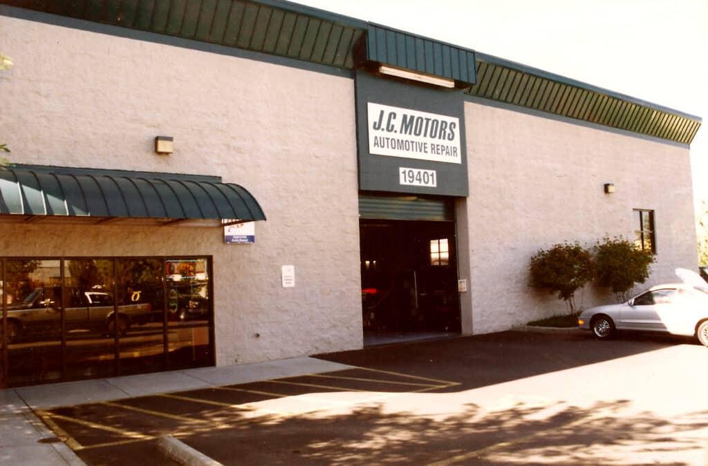 1999. New building